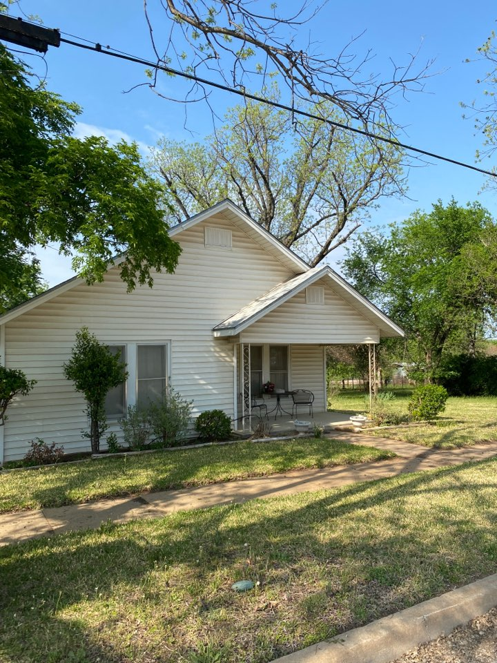 Llano, TX - Roof inspection Llano Texas!