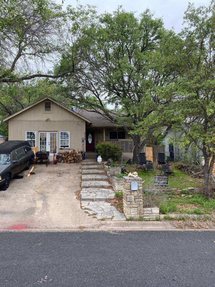 Austin, TX - James Hardie Lap Siding