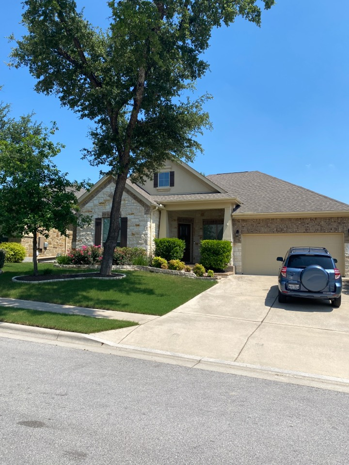 Leander, TX - Free shingle roof Inspection for hail damage in Caballo Ranch!