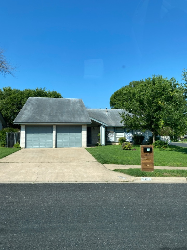 Austin, TX - Estimate for new hardie board shingles new replacement windows and new GAF timberline hdz shingles