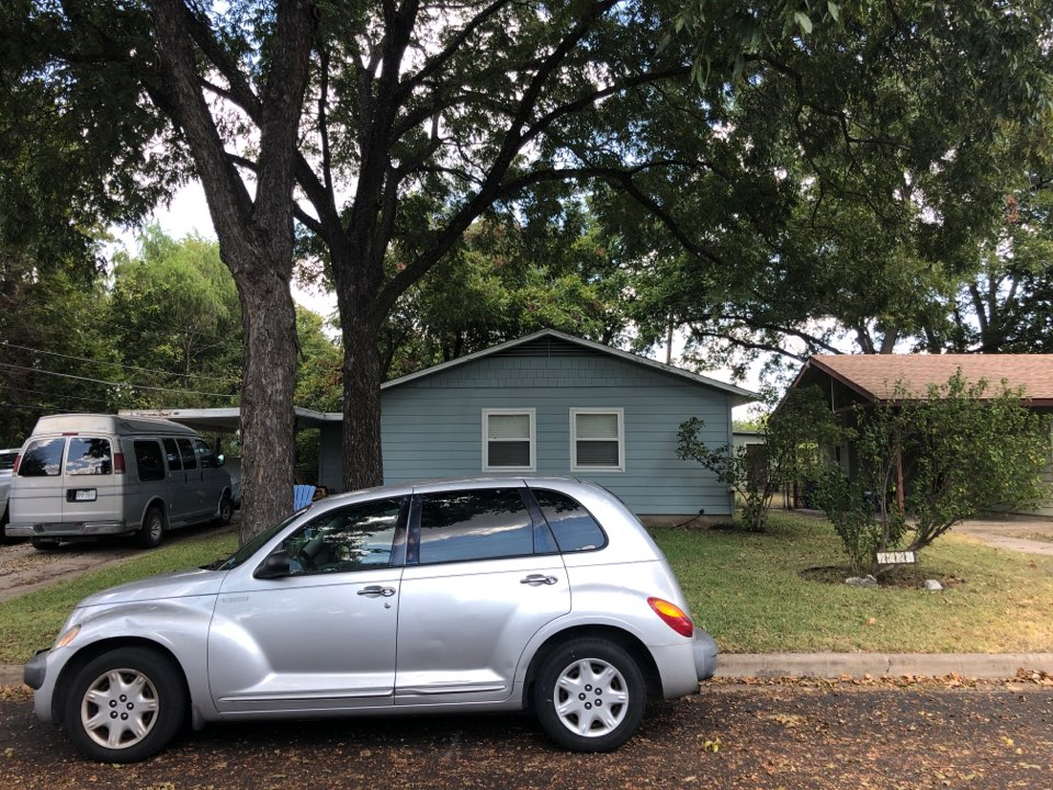 Austin, TX - Roof and siding appointment in Austin