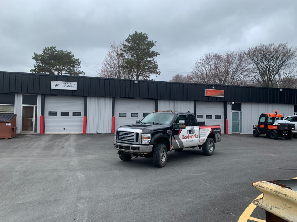 Dartmouth, NS - Commercial roof repairs Roof coatings