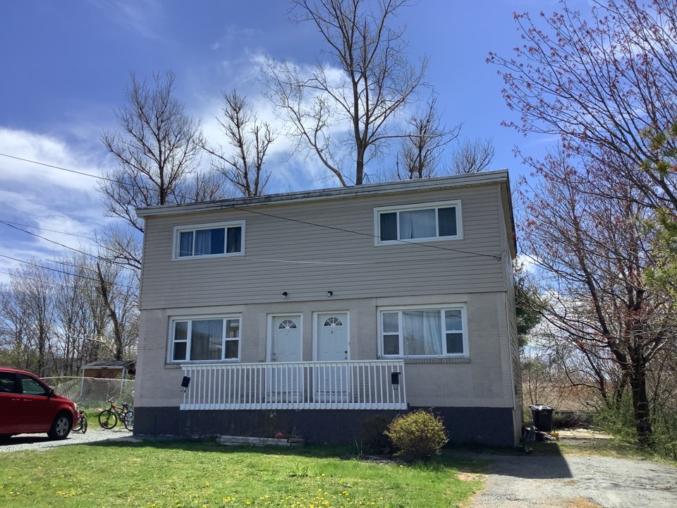 Dartmouth, NS - Roof coated with GACO ROOF