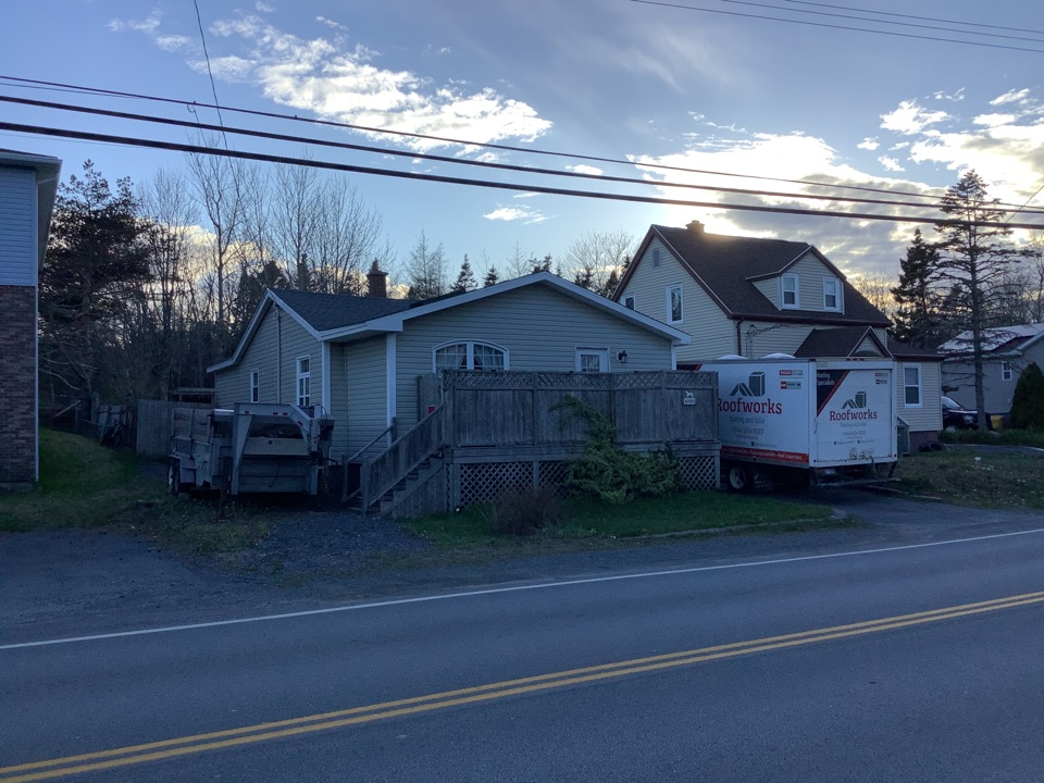 Lakeside, NS - Roof replacement with GAF timberline HDZ