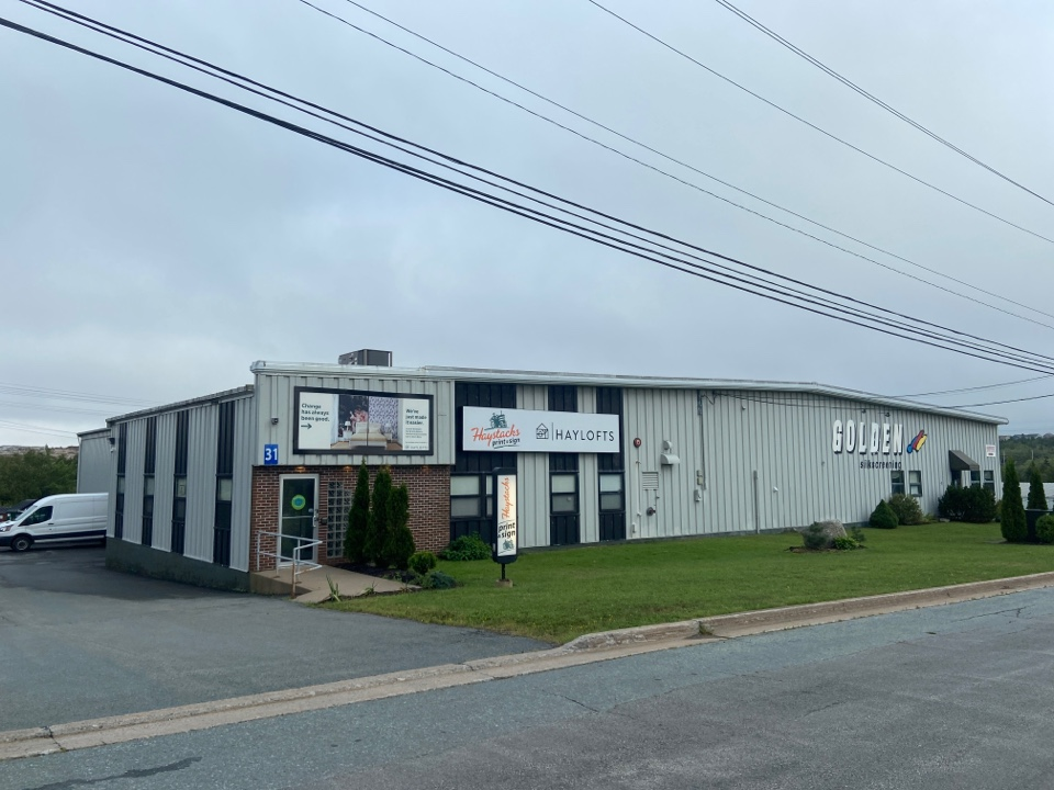 Lakeside, NS - Commercial roof inspection in Halifax