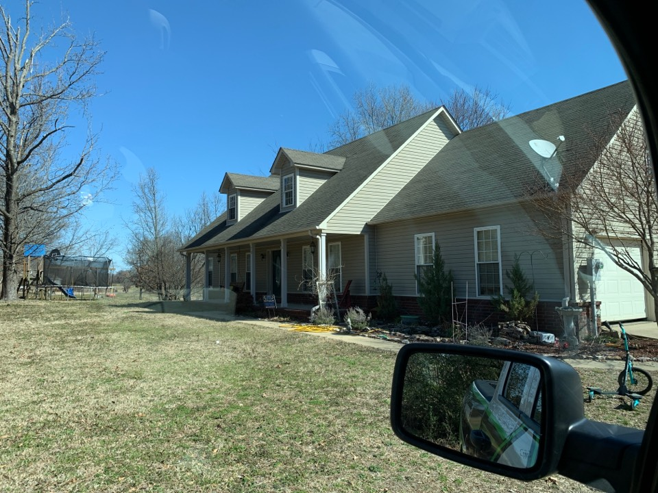 Brighton, TN - Insurance claim approved for full replacement