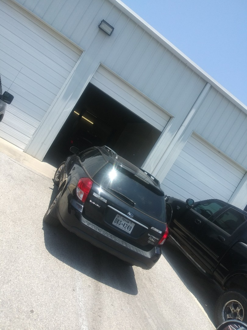 Round Rock, TX - Meeting rich the mechanic