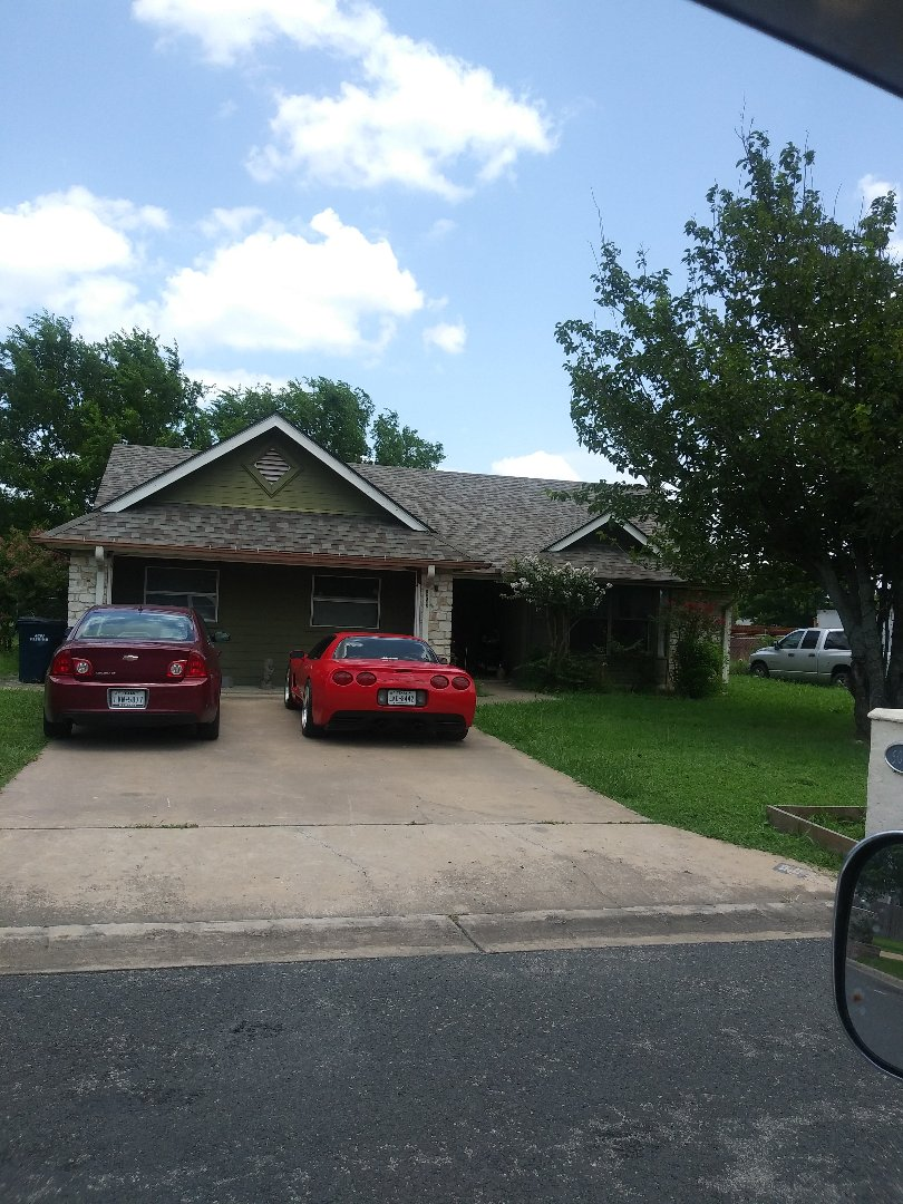 Georgetown, TX - Job we did. Taking a picture for our web site.