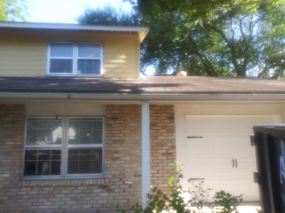 Austin, TX - Buckled decking repair estimate. South Austin. Possible re roof