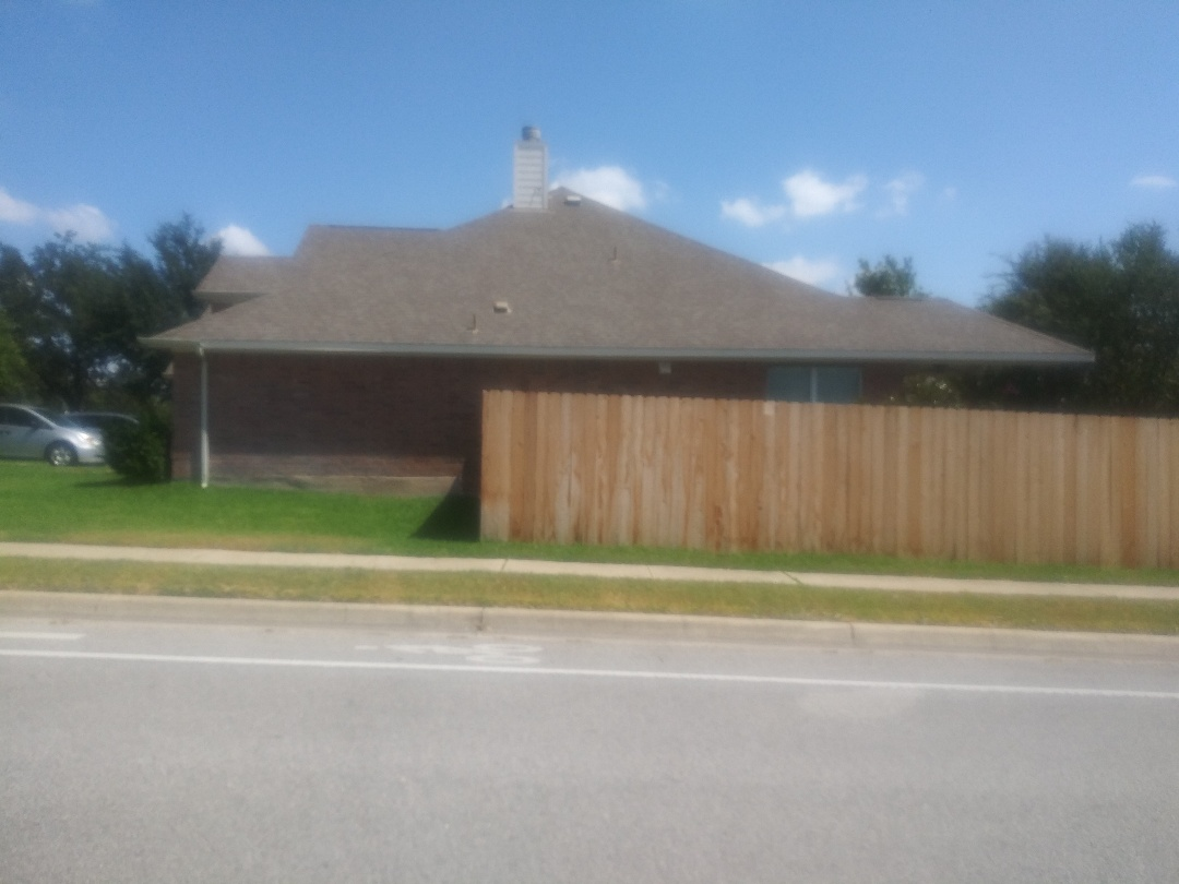 Round Rock, TX - Visual inspection for possible tear-off, re-roof or repairs. Laminate Roof near Round Rock, Texas.