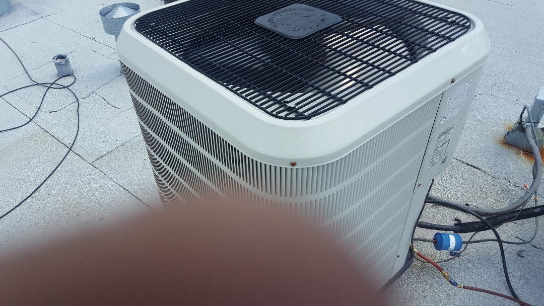 Plano, TX - Service on Nordyne Air conditioning