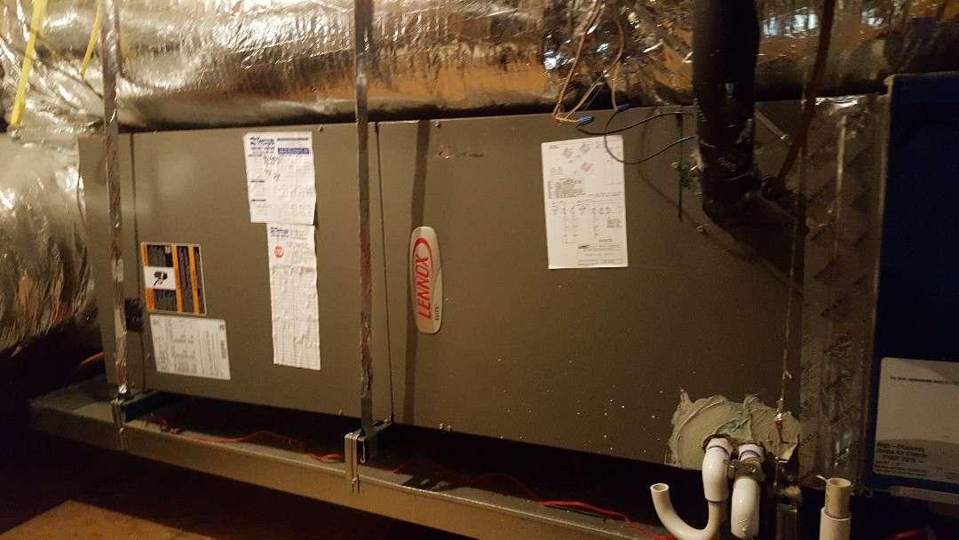 Aubrey, TX - Replace Lennox Air conditioning
