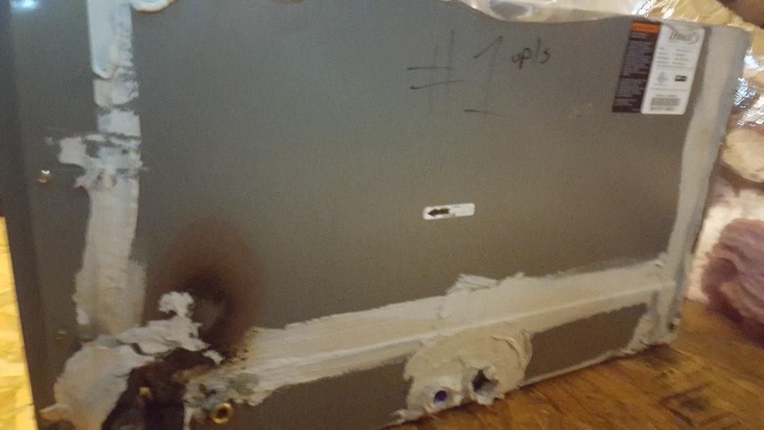 Frisco, TX - Replace Lennox evaporator coil