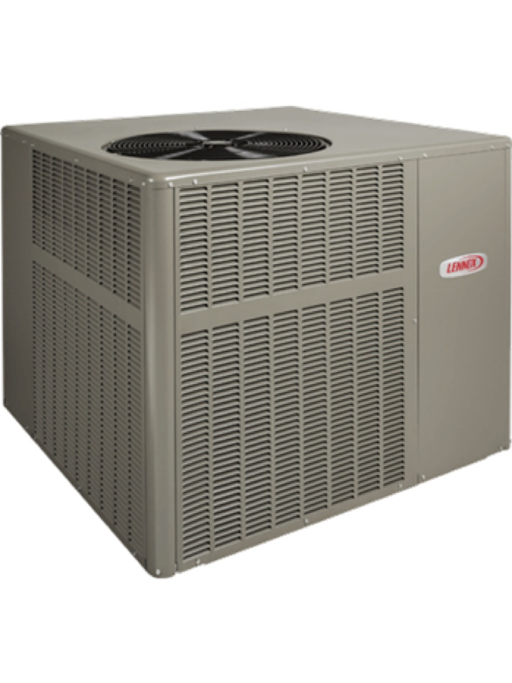 No heat on Day/Night package heat pump in Peoria.