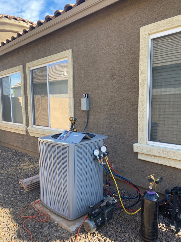 Surprise, AZ - Installing a new system in Surprise