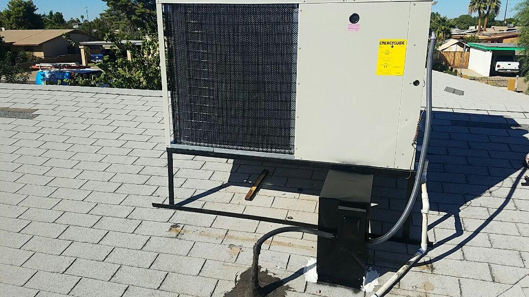 Phoenix, AZ - New system install