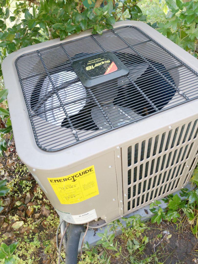 Bluffton, SC - Bosch heat pump service and maintenance.