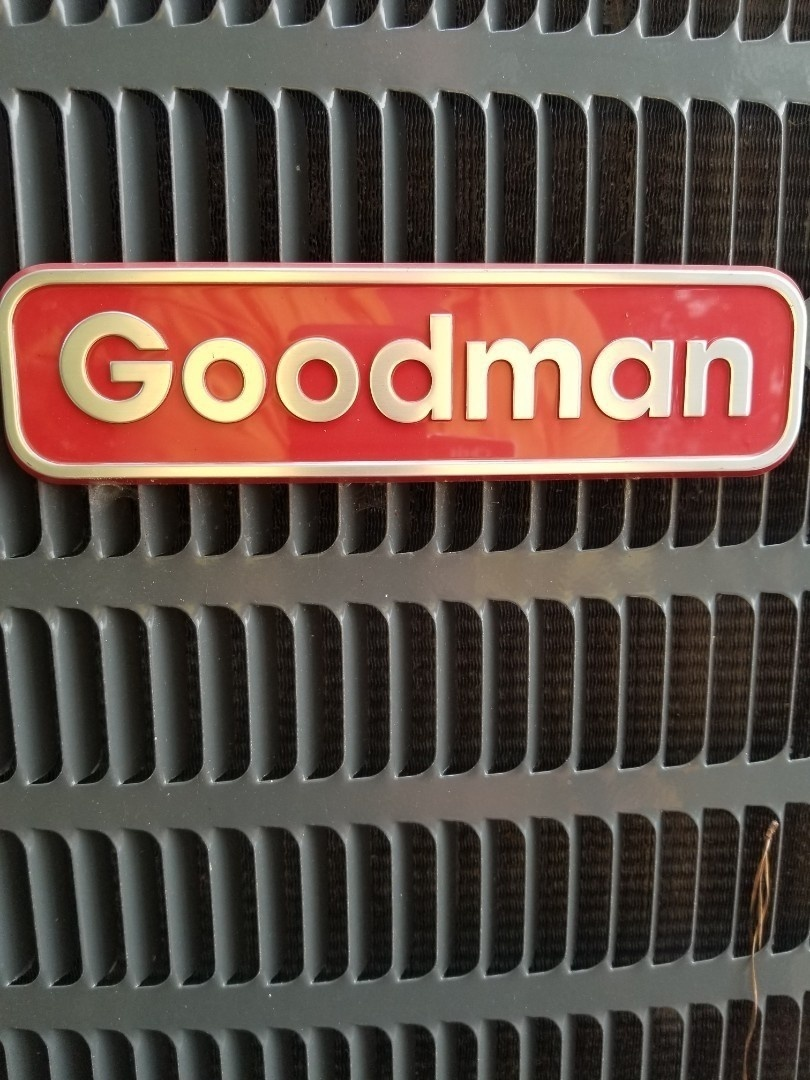 Goodman heat pump service
