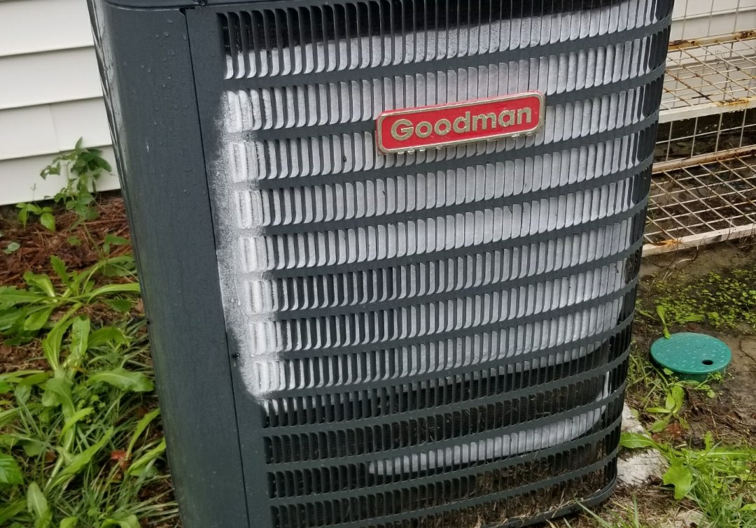 Bluffton, SC - Heating service call. Performed heating repair on Goodman equipment.