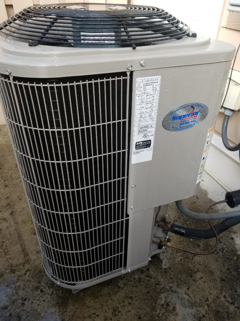 Bluffton, SC - Heating maintenance call. Performed heating tune up on carrier equipment.