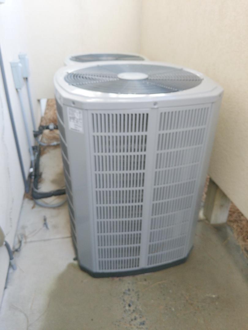 Bluffton, SC - American Standard heat pump service and maintenance.
