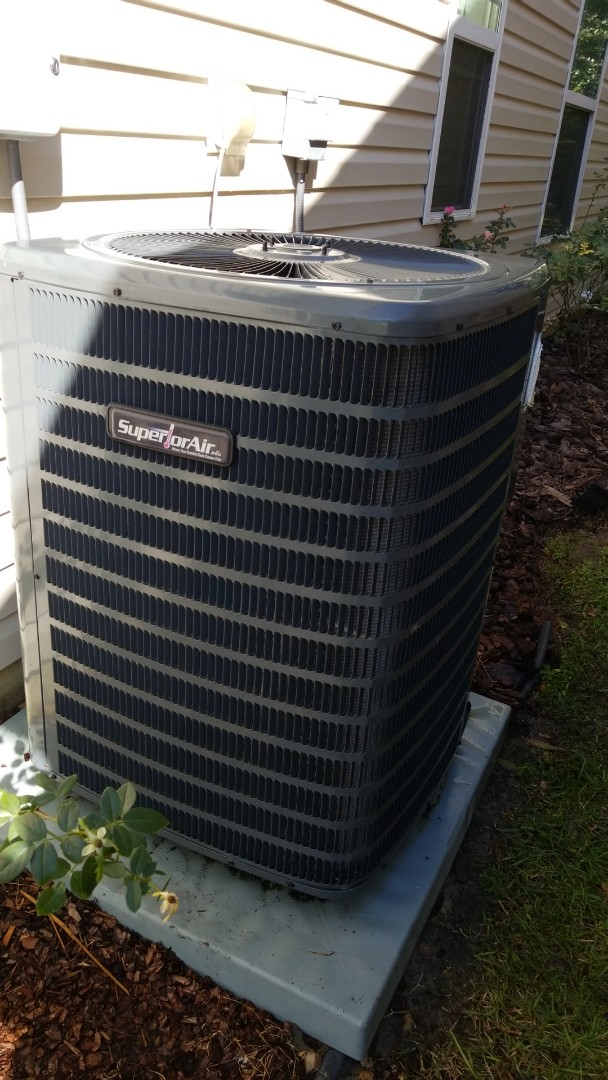 Bluffton, SC - Superior Air heat pump service and maintenance