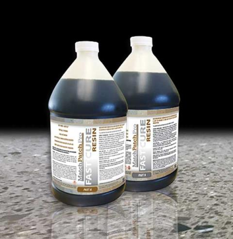 King, NC - Match Patch Pro is the best products for Polished Concrete Repair in the industry.