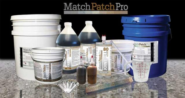 When you use MPP products, repairing your polished concrete is painless and trouble-free!!
