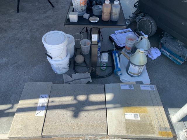 Childress, TX - I have been in the concrete polishing industry for over 15 years and had my fair share of poor quality products. Throughout my experiences, I have never found a product more suitable to use for repairs than Match Patch Pro. Match Patch Pro's composition through its hybrid blend of resin, Portland cement, and latex binders overcomes many of the short-falls of the single binder products. If you are looking to repair your polished concrete floor, I highly suggest you start by looking into MPP!!