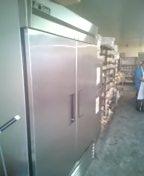Tucson, AZ - Replace fan motor to a True refrigerator