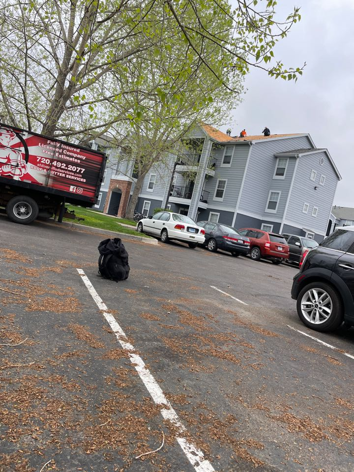 Fort Collins, CO - Apartment complex was having leak issue called us out to do a partial roof replacement!