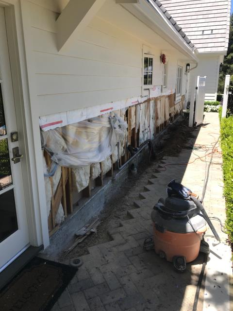 Rancho Santa Fe, CA - Mold Remediation