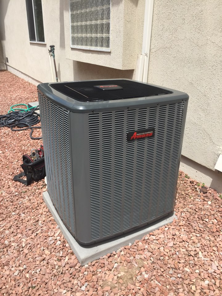 Highlands Ranch, CO - A/C install