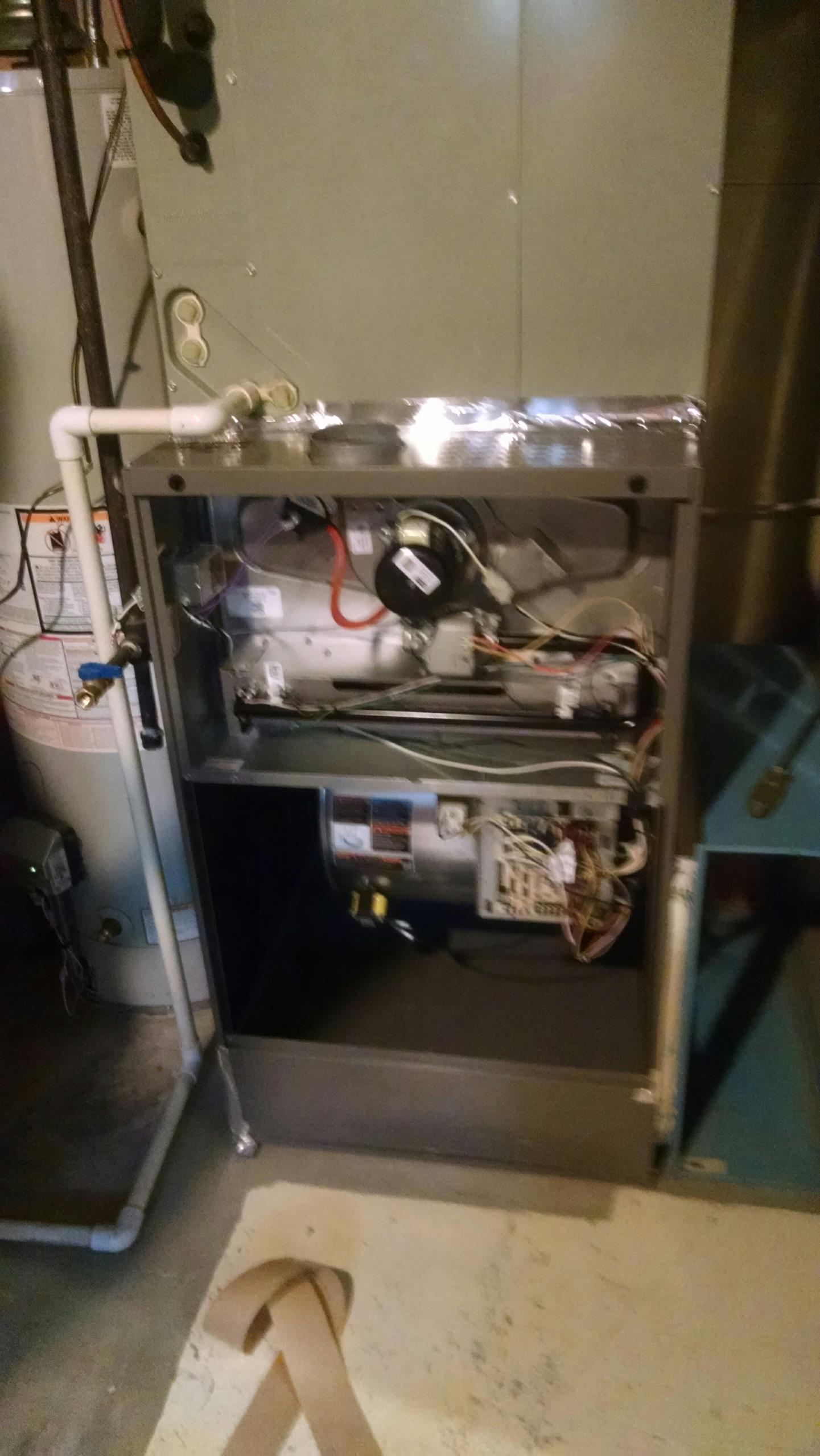 Electrical plumbing furnace and air conditioning repair for Ammons plumbing