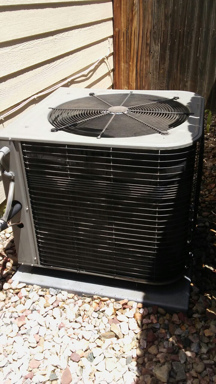 Louisville, CO - Furnace air conditioning tune up cleanings