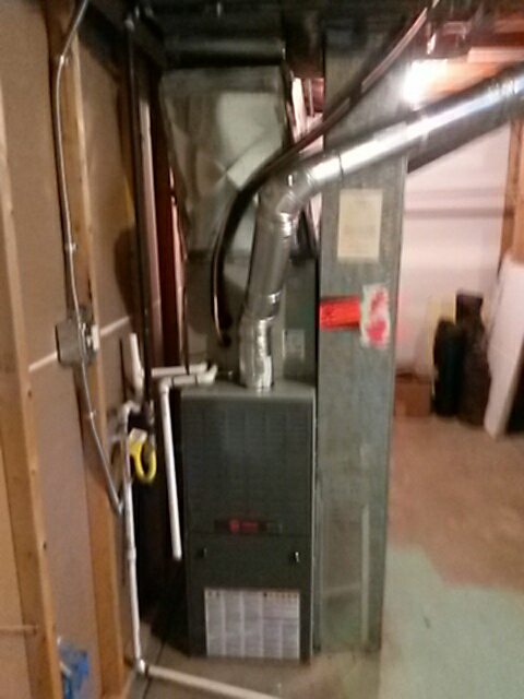Northglenn, CO - Installed New Trane Furnace & Air Conditioner