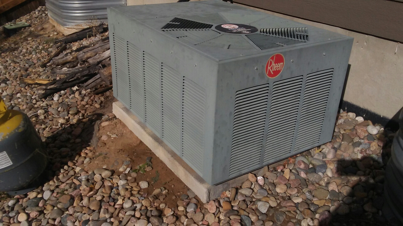 Broomfield, CO - First time furnace air conditioning tune up cleanings