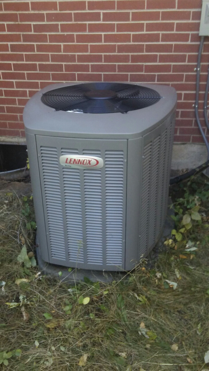 Golden, CO - Happy birthday furnace air conditioning tune up cleanings