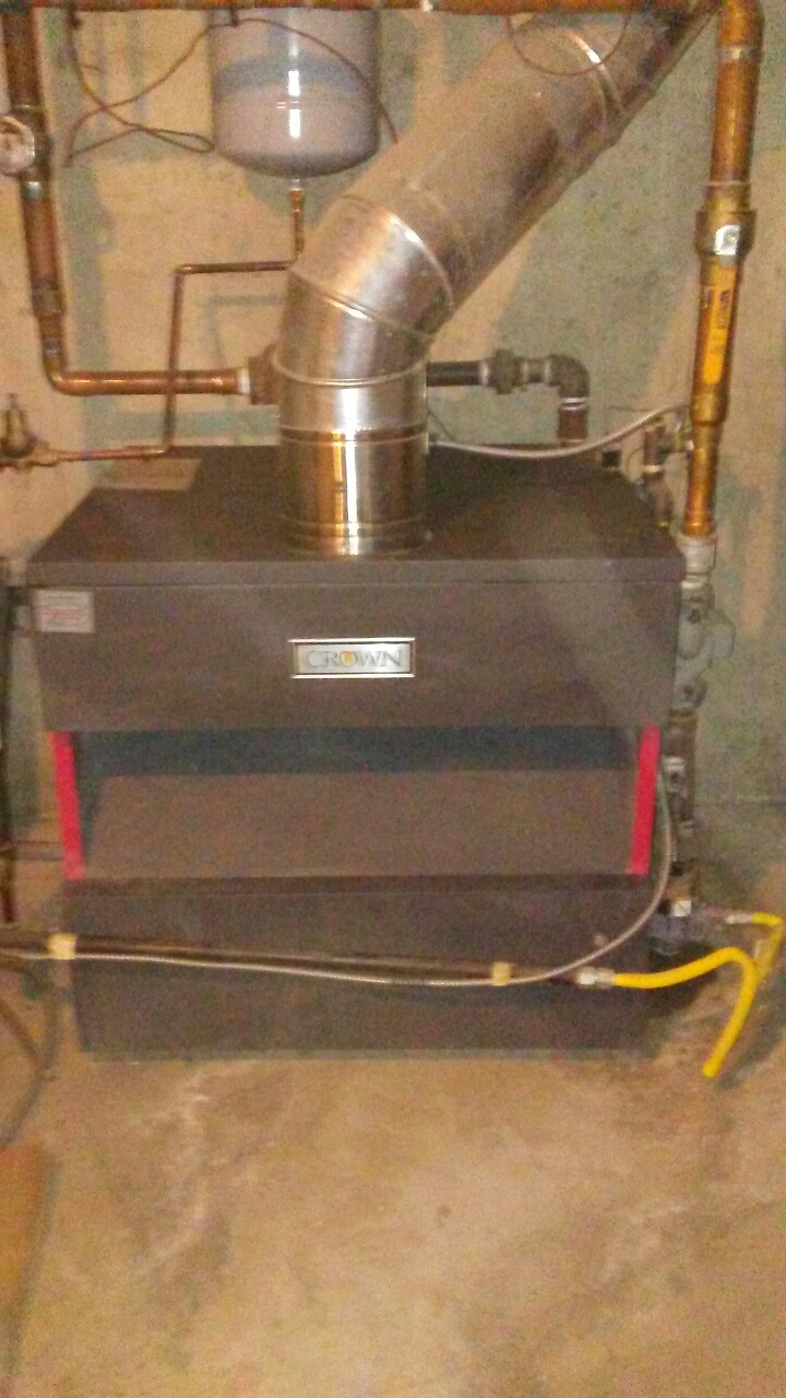 Thornton, CO - Boiler tune up cleaning and cooler shut down