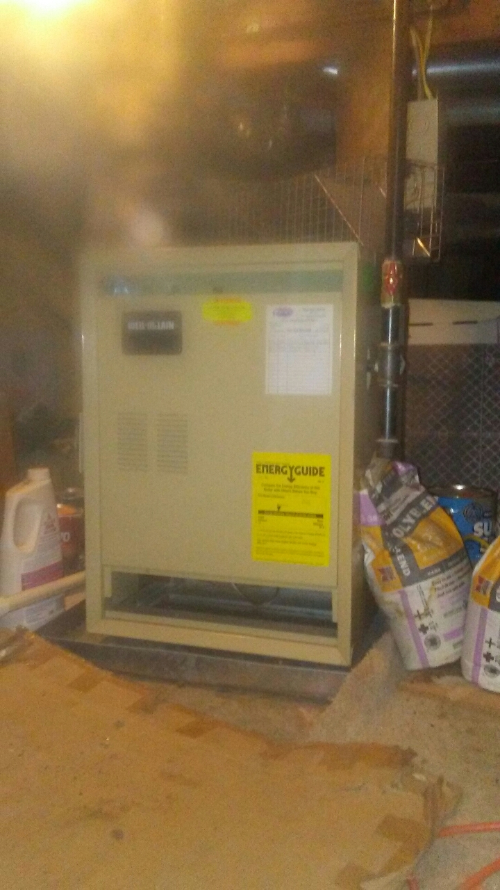 Golden, CO - Boiler tune up cleaning