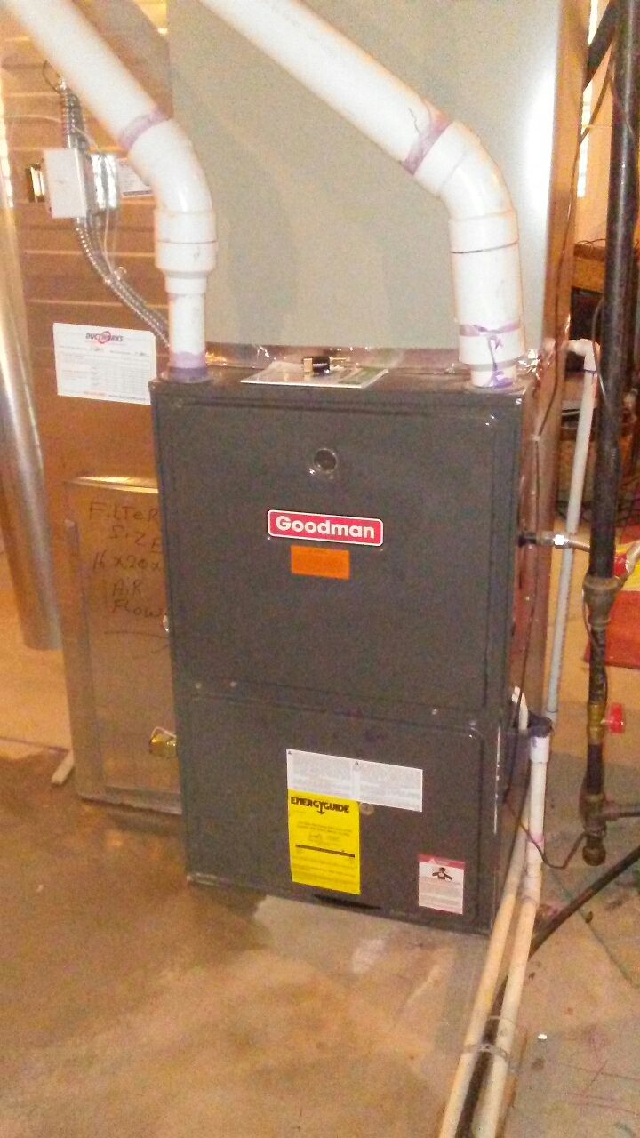 Lone Tree, CO - Furnace not heating, found improper ground to furnace, repaired and tested furnace, unit is working properly
