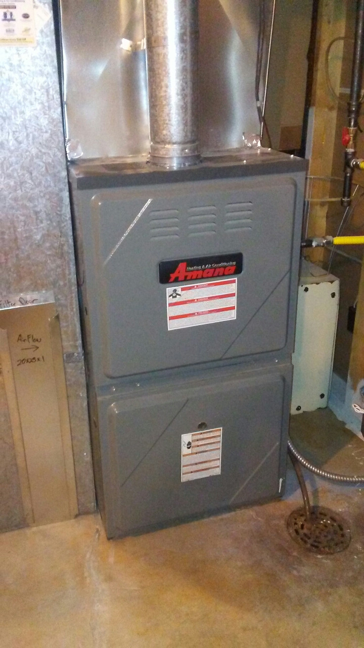Broomfield, CO - Replace board with upgrade kit on Amana furnace