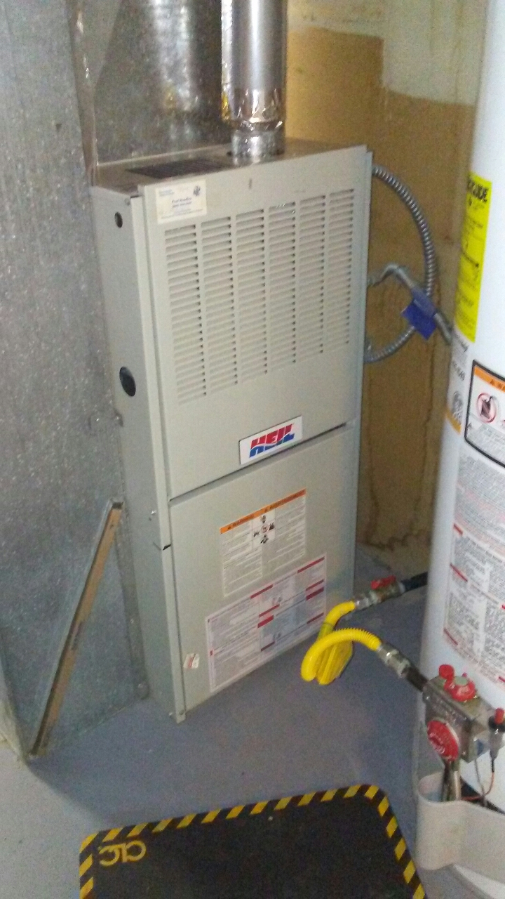 Littleton, CO - Furnace tune up cleaning