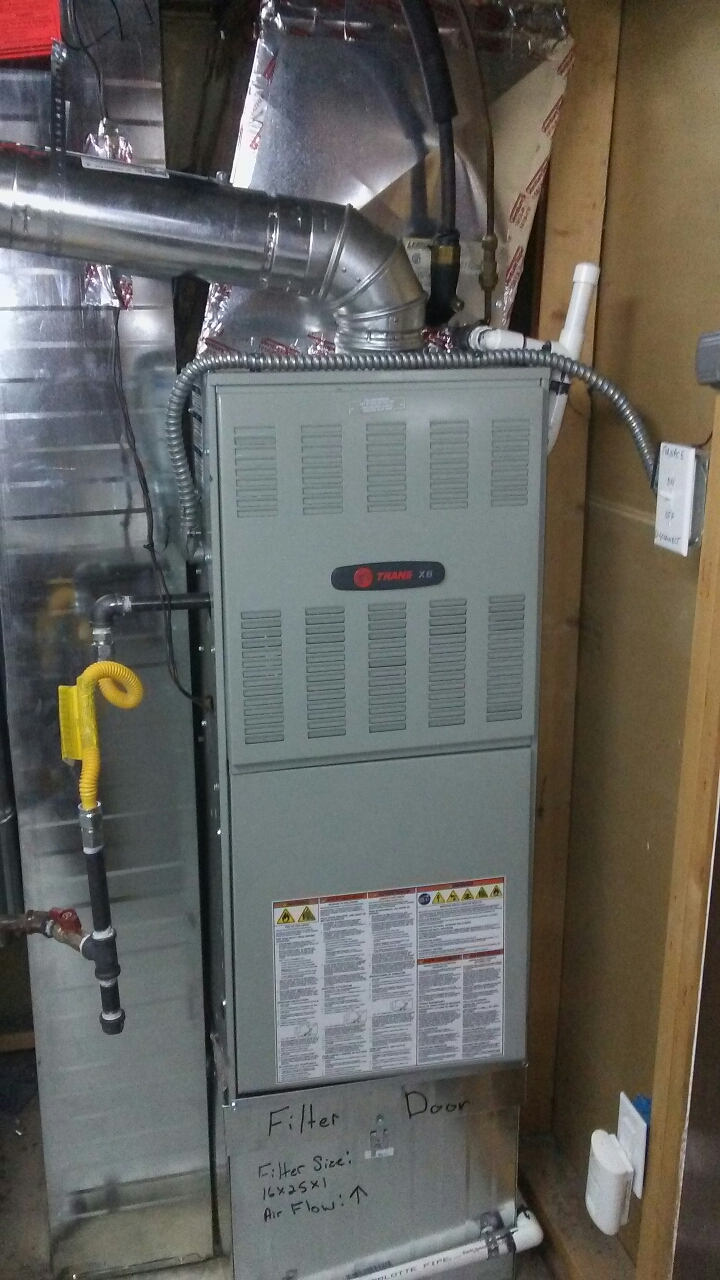 Plumbing Furnace And Air Conditioning Repair In Aurora Co Denver Services Replacing A Thermostat Meanings Of Trane 80 Install
