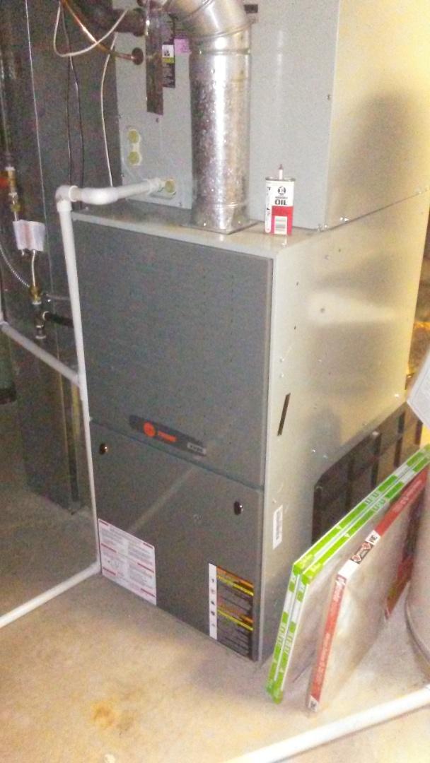 Denver, CO - Trane furnace had a bad igniter
