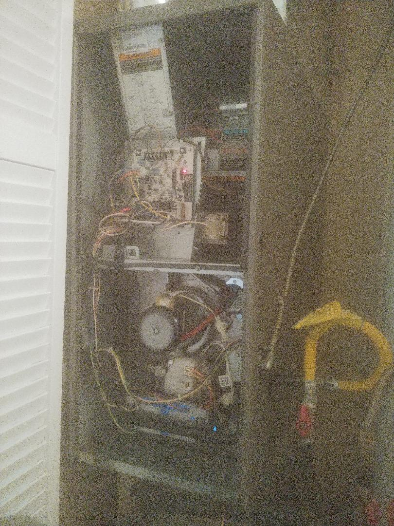 Denver, CO - Furnace tuneup on a Lennox system