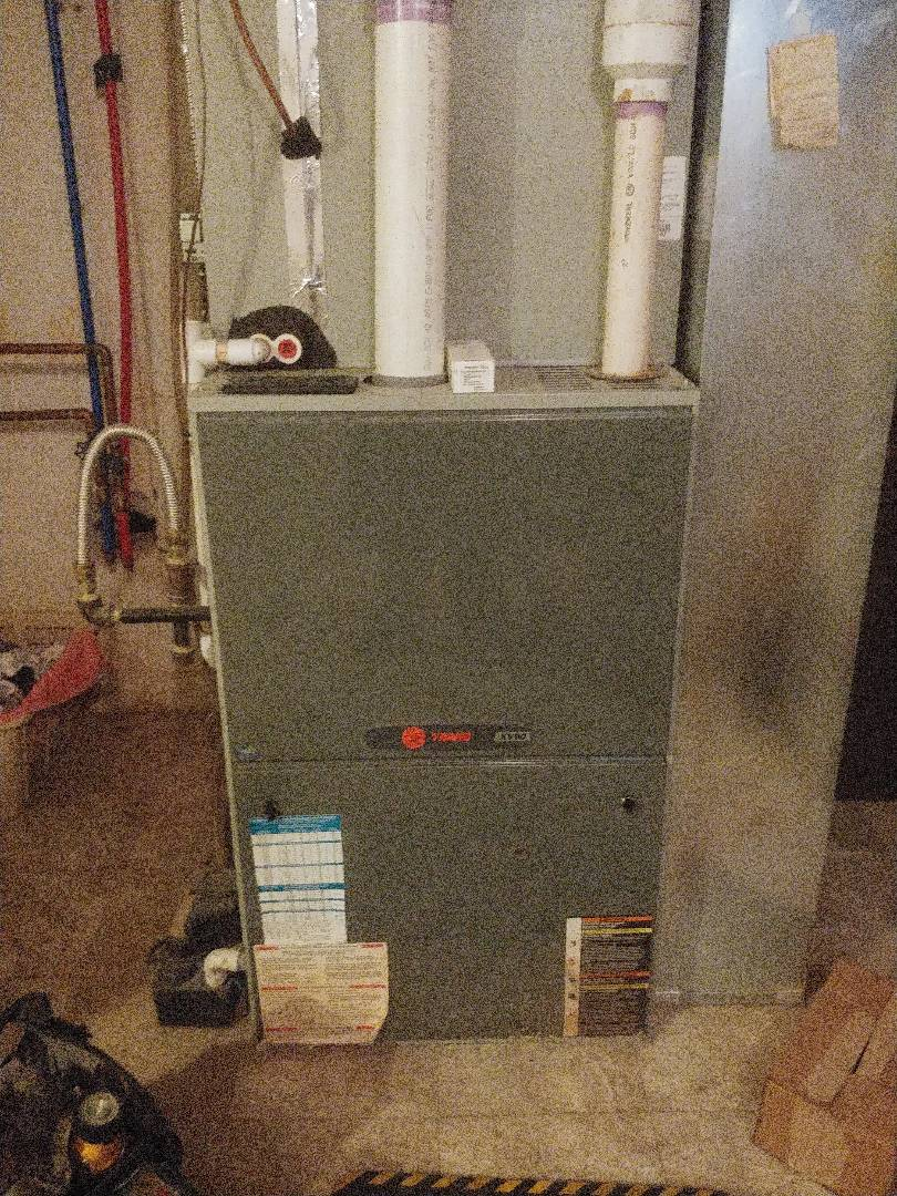 Trane furnace not heating