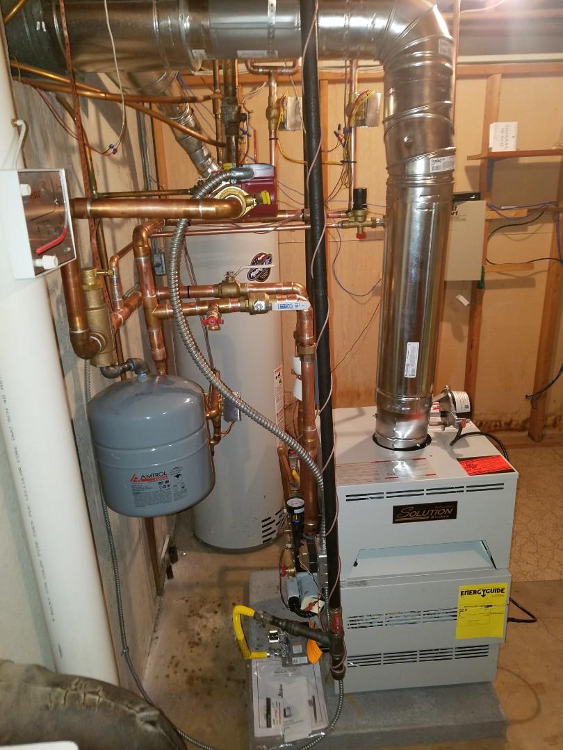 Denver, CO - Installed New Boiler