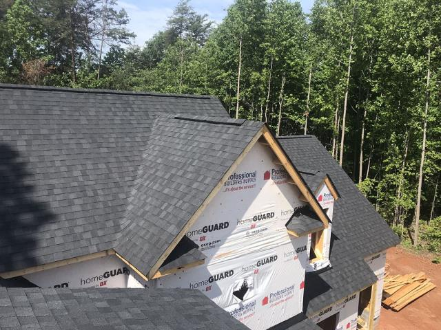 Denver, NC - New roof for a new home in Denver!