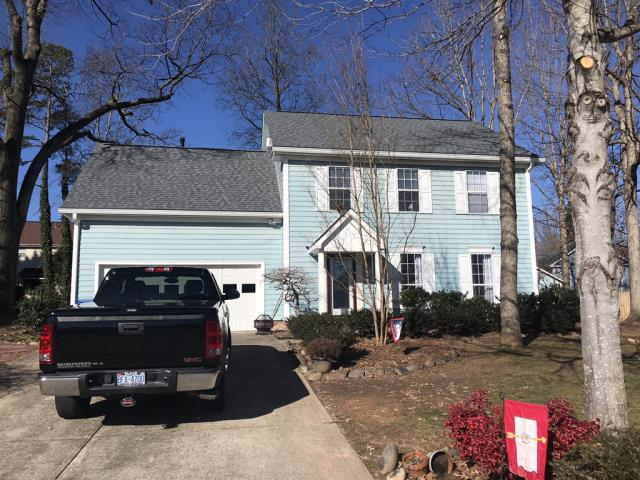 Mooresville, NC - Roof and Gutter replacement